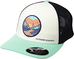 Outdoor Research - Alpenglow Trucker Cap
