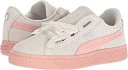 Puma Kids - Suede Heart Jewel (Little Kid)