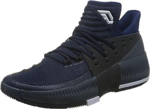 adidas Herren D Lillard 3 Basketballschuhe
