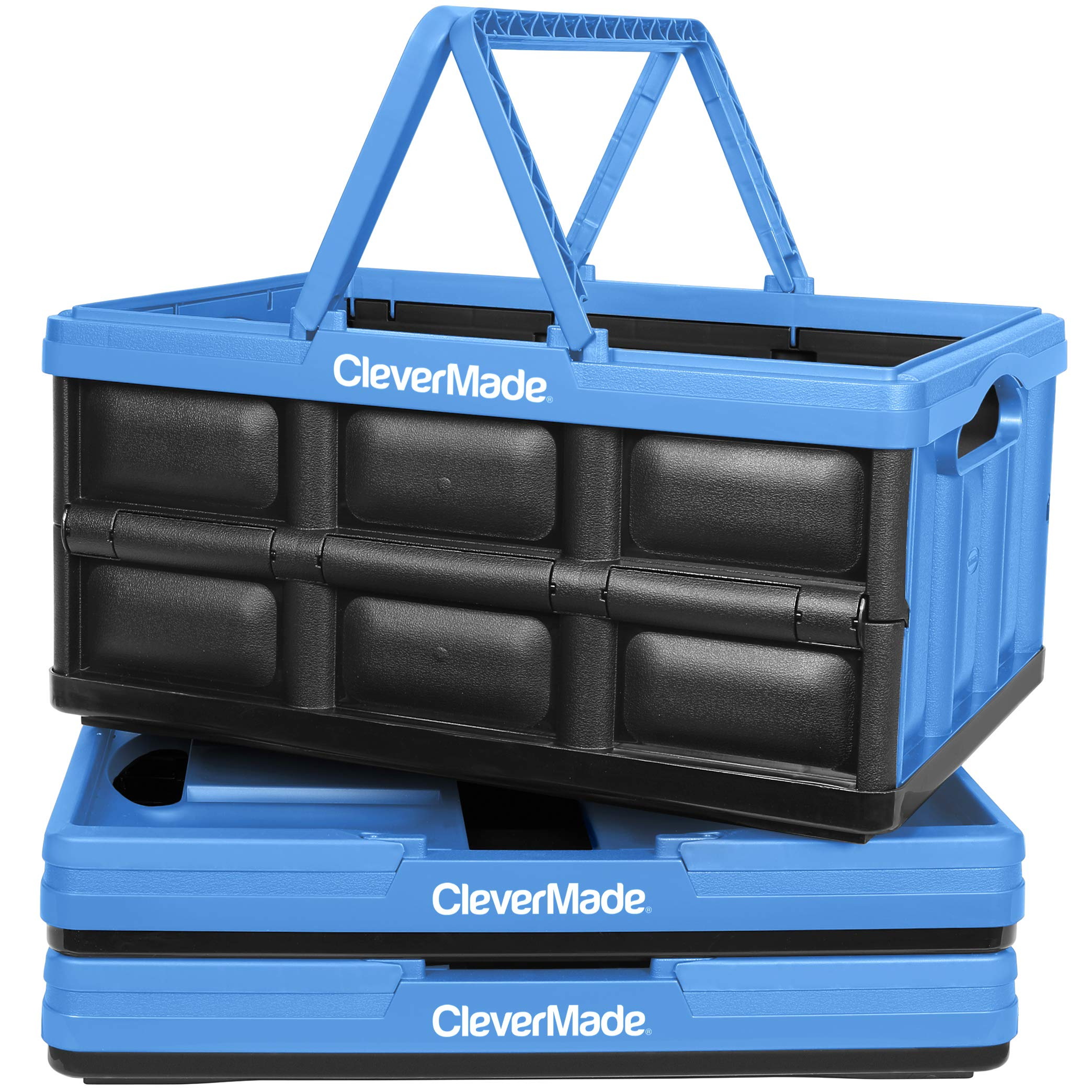 CleverMade Collapsible Plastic Storage Handles
