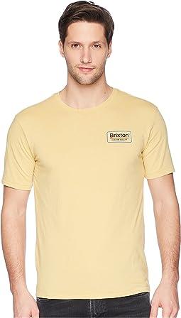 Brixton - Palmer Short Sleeve Premium Tee