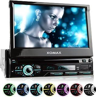 XOMAX XM-DTSB928 Radio de Coche con Patalla Tactil 7