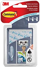 Command 17200CLR montagestrips (gesorteerd, 16 stuks) transparant