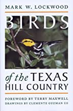 Birds of the Texas Hill Country (Corrie Herring Hooks Series)