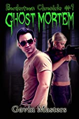 Ghost Mortem (Bordertown Chronicle Book 1) Kindle Edition