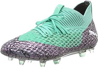 PUMA Future 2.1 Netfit FG/AG Jr, Zapatillas de Fútbol Unisex Niños
