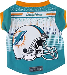 Large NFL Miami Dolphins Pet Performace T-Shirt