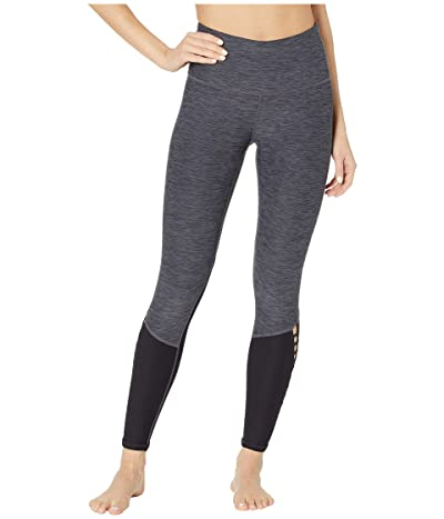Prana Bohemio 7/8 Leggings (Black Heather) Women