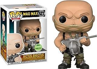 Rictus Erectus (2018 Spring Con Exclusive): Mad Max: Fury Road x Funko POP! Movies Vinyl Figure & 1 POP! Compatible PET Plastic Graphical Protector Bundle [#527 / 28566 - B]