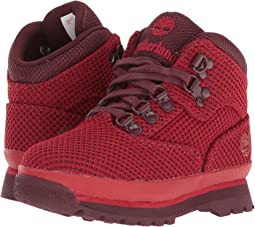 Timberland Kids Euro Hiker Fabric (Toddler/Little Kid)