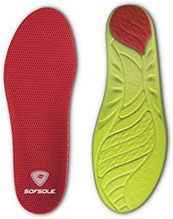 Insoles Men's High Arch Performance Full-Length Foam Shoe Insert