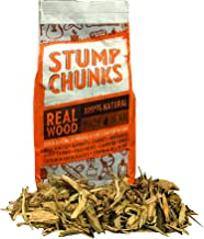 Stumpchunks SC-SC3 Natural Stump Chunks 100% Wood Fire Starter (Medium), 0.3 cu. ft Bag, 1 CT