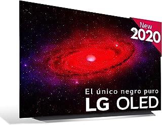 "LG OLED48CX6LB - Smart TV 4K OLED 122 cm, 48"" con Inteligencia Artificial, Serie C, Procesador Inteligente Alpha9 Gen3, De..."