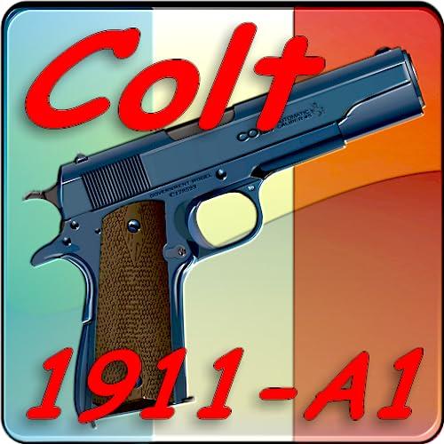 Pistolet Colt modèle 1911 A1 expliqué