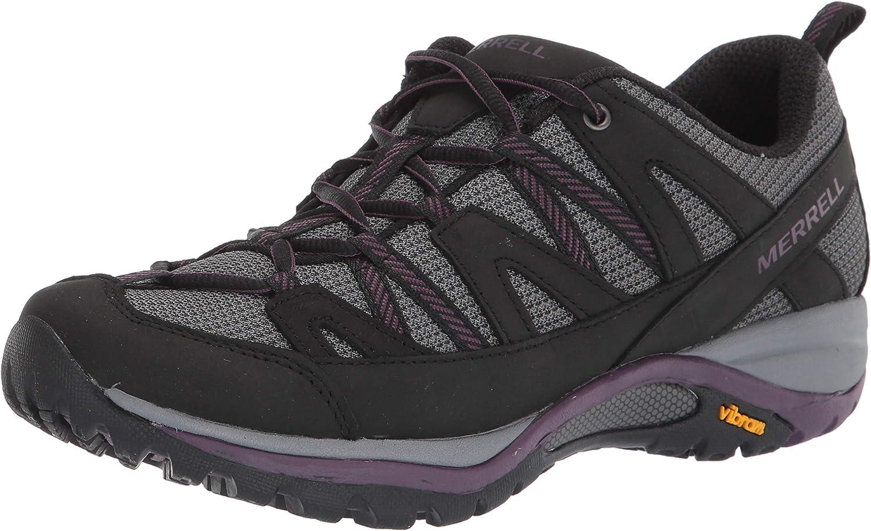 Merrell womens Siren Superlatite Sport SALENEW very popular 3 Hiking 6 US Black Blackberry Shoe