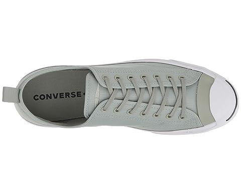 Converse Jack Purcell® Jack Ox Almost Black/Surplus Sage/White