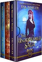 The Underworld Saga, Books 4-6 (The Gatekeeper's Saga Box Set Collection Book 2)