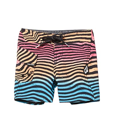 Volcom Kids Filbert Stripe Mod (Toddler/Little Kids) (Multi) Boy