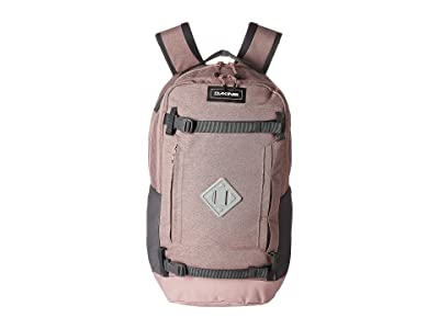 Dakine URBN Mission 23L Backpack (Wood Rose) Backpack Bags