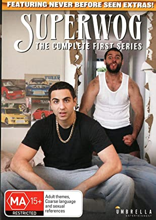 SUPERWOG: THE COMPLETE FIRST SERIES (DVD)