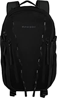 Sherpani Quest, Anti Theft Travel, Work, College Laptop Backpack for Women, with RFID Proctection and Computer Sleeve