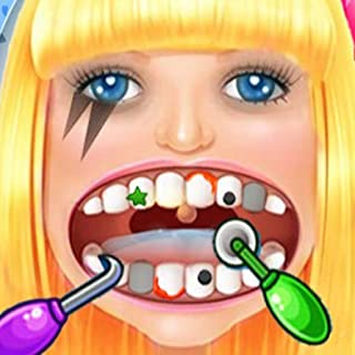 Celebrity Dentist  - Crazy Little Kids Games Office HD