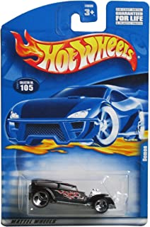 Hot Wheels 2001 Demon #105 Malaysia Base