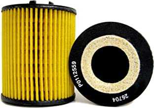 ACDelco PF2227E Professional Engine Oil Filter, Cap, and Cap Seal (O-Ring)