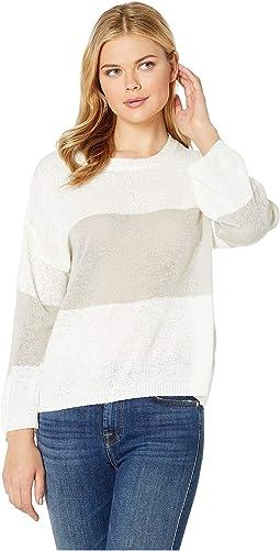 Hesper Sweater with Stripe