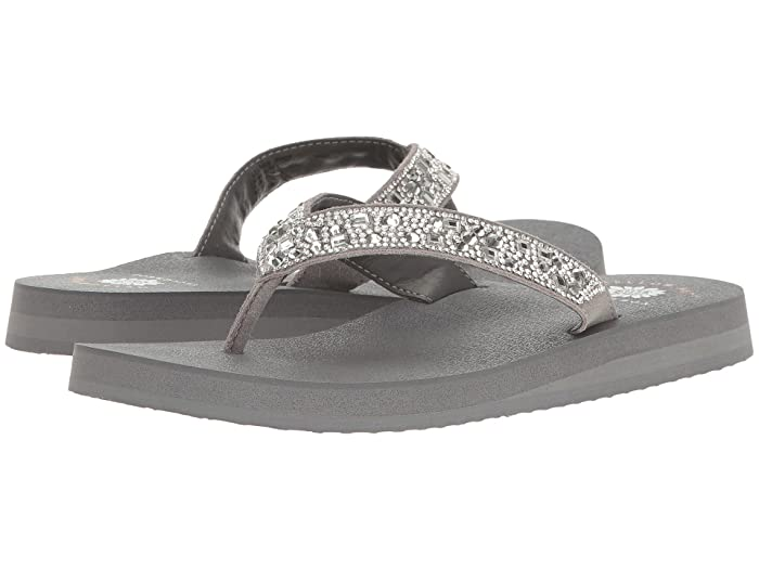 Yellow Box  Orchid (Gray) Womens Sandals