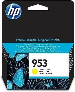HP 953 Yellow Original Ink Advantage Cartridge - F6U14AE