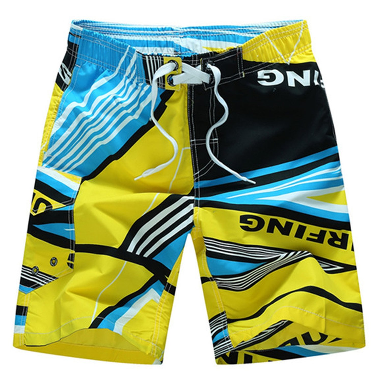 IKUMA Swimwear Mens Swim Shorts Surf Wear Board Shorts Summer Swimsuit  Bermuda Beach Trunks Short- Buy Online in Isle of Man at  isleofman.desertcart.com. ProductId : 175314943.
