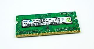 Samsung DDR3-1600 SODIMM 2GB CL11 Samsung Chip Original Notebook Memory