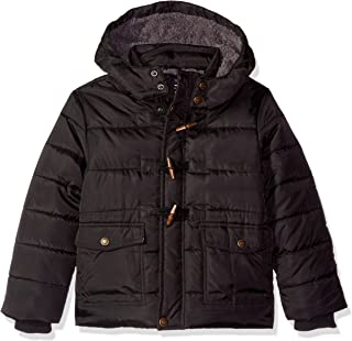 Ok Kids! Boys' Front Zip Jacket with Toggles