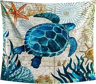 Best turtle mandala tapestry Reviews