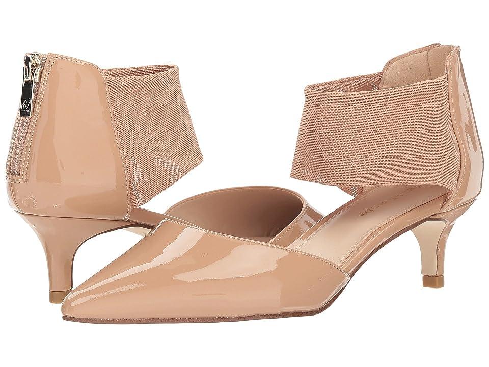 Pelle Moda Dezi (Blush Patent) Women