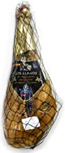 Jamon Iberico de Bellota - La Finca los Llanos - Bone-In 20Lb - 36 months aged - Dry cured Ham - Spain Gourmet Delicatessen - 1 units