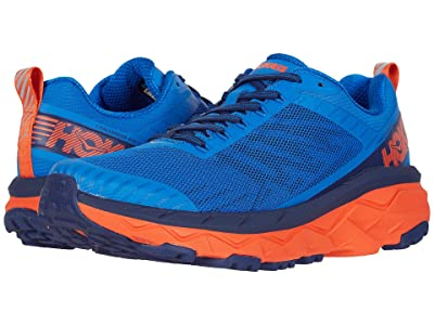 Hoka One One Challenger ATR 5 (Imperial Blue/Mandarin Red) Men