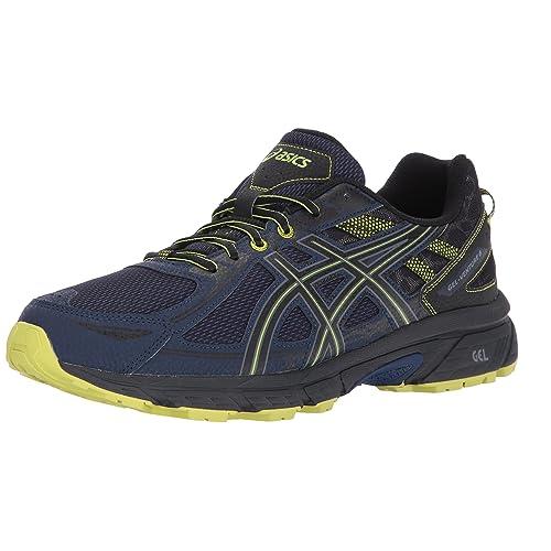 24b9cf0779a ASICS Mens Gel-Venture 6 Running Shoe