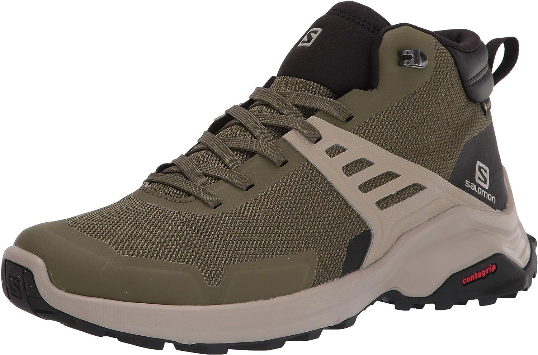 Challenge the lowest price Salomon Men's X Manufacturer direct delivery Raise Hiking GTX Mid