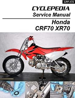1997-2012 Honda XR70R-CRF70F Service Manual