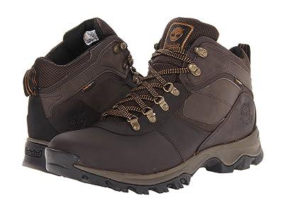 Timberland Earthkeepers(r) Mt. Maddsen Mid Waterproof (Dark Brown) Men
