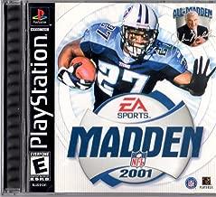madden 2001 playstation