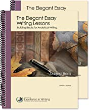 Elegant Essay, The : Building Blocks for Analytical Writing (Teacher/Student Combo)