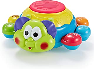 Think Gizmos Interactive Ladybird Drum TG719 - Toy for Toddler Boys & Girls Aged 6 Months+