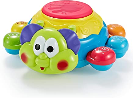 Think Gizmos Interactive Ladybird Drum TG719 - Toy for Toddler Boys & Girls Aged .