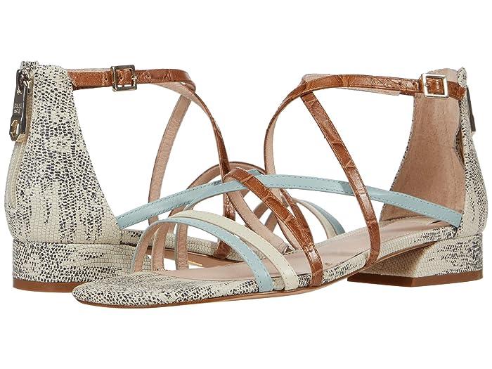 Louise et Cie  Eleri (Chiffon Mist/Pale White) Womens Shoes