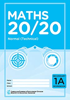 Maths 20/20 Normal (Technical) Workbook 1A