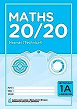 Maths 20/20 Normal (Technical) Workbook 1A