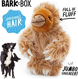 Barkbox Dog Squeak Toys | Stuffed and Plush Chew Toys | Durable for Tug and Fetch | Interactive Toys and Balls for Small/Medium/Large Dogs